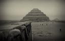 step pyramid of Djoser~ Saqqara