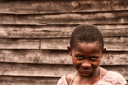 the girl in Goma