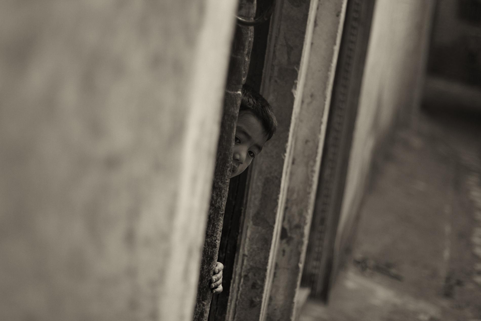 The Boy Died in My Alley ~Gwendolyn Brooks