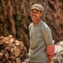 a generous smile~ Yunnan