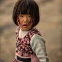 astonishment~ girl in Honghe