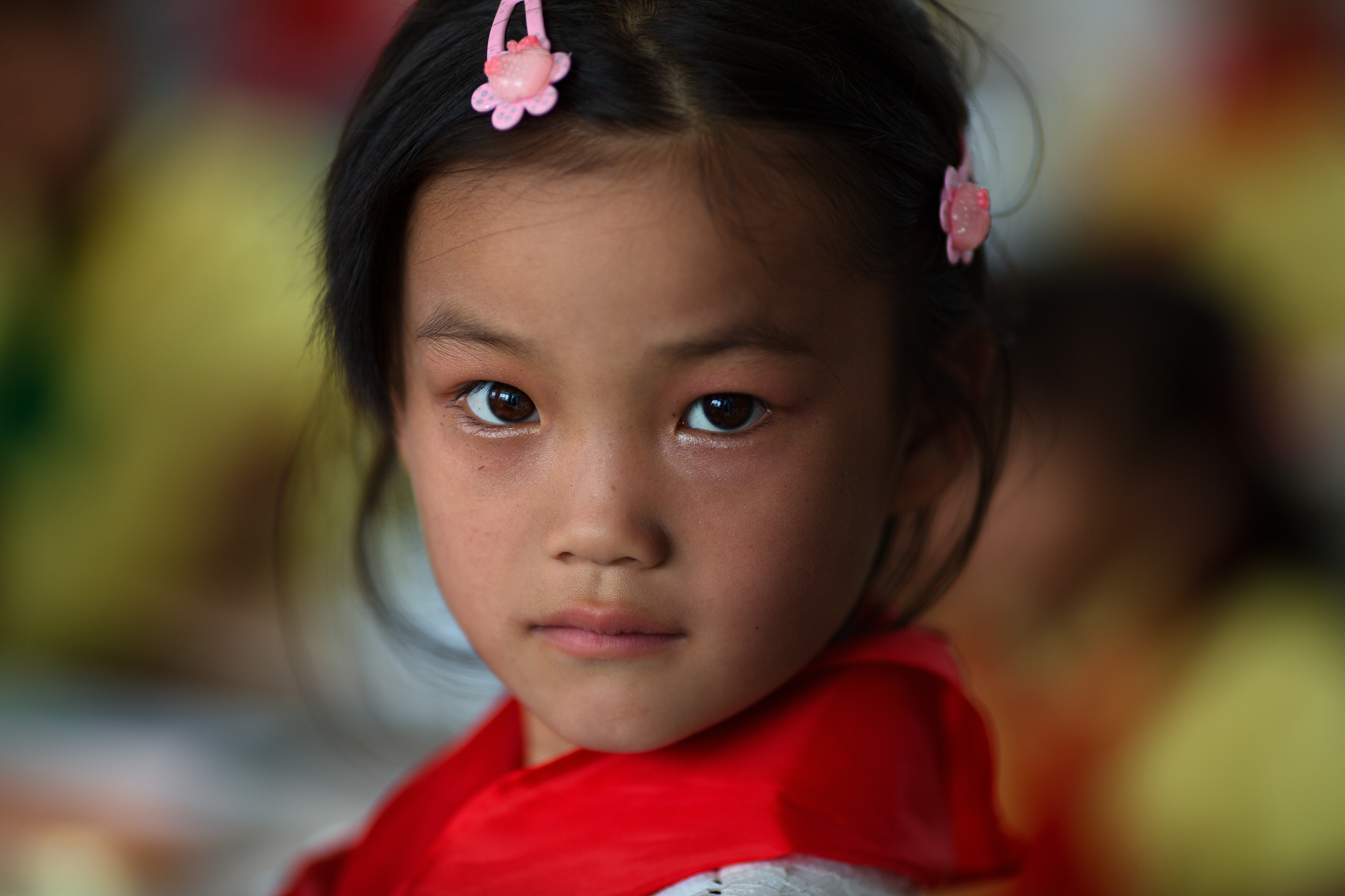 displaced destinies (a child at a migrant school in Shanghai)