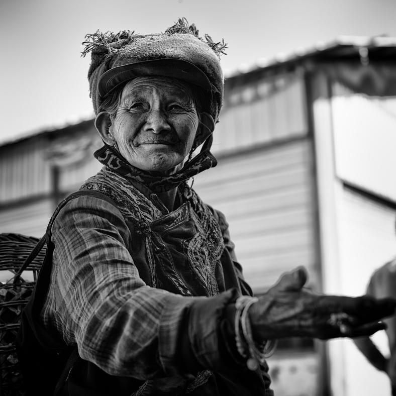 wearing her story ~ Yunnan