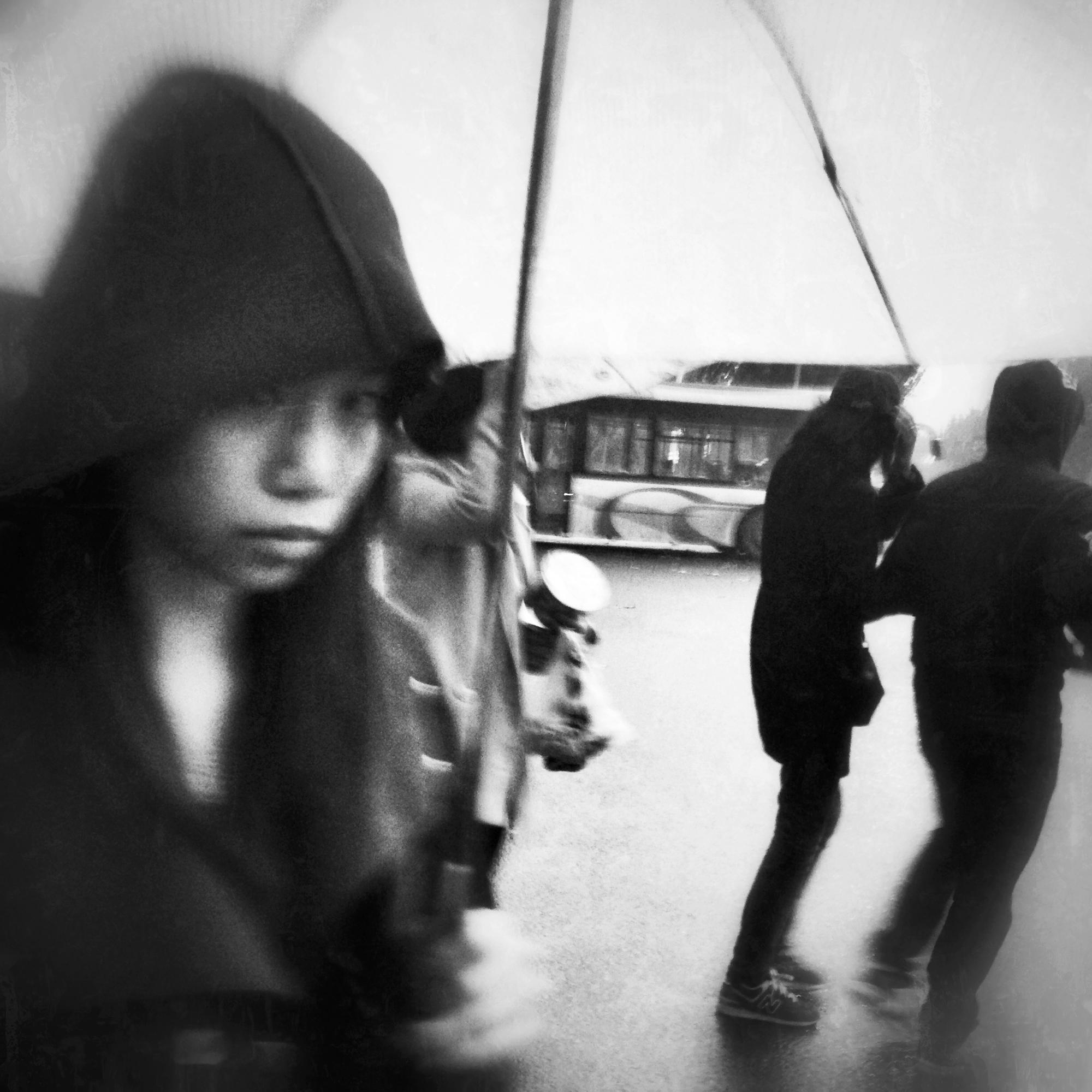 secrets in the rain~ Shanghai