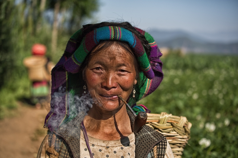 Yunnan's smoke culture~_-6