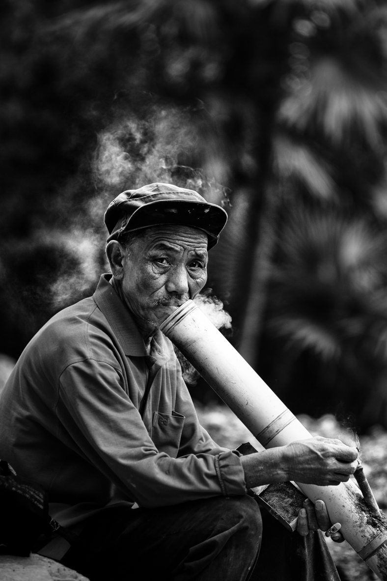 Yunnan's smoke culture