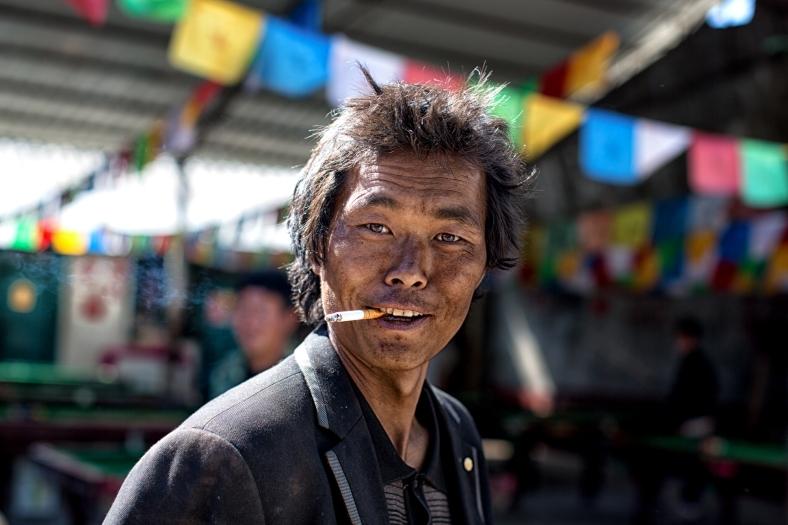 Yunnan's smoke culture~_
