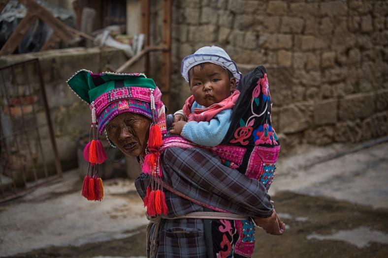 family ties~ Yunnan