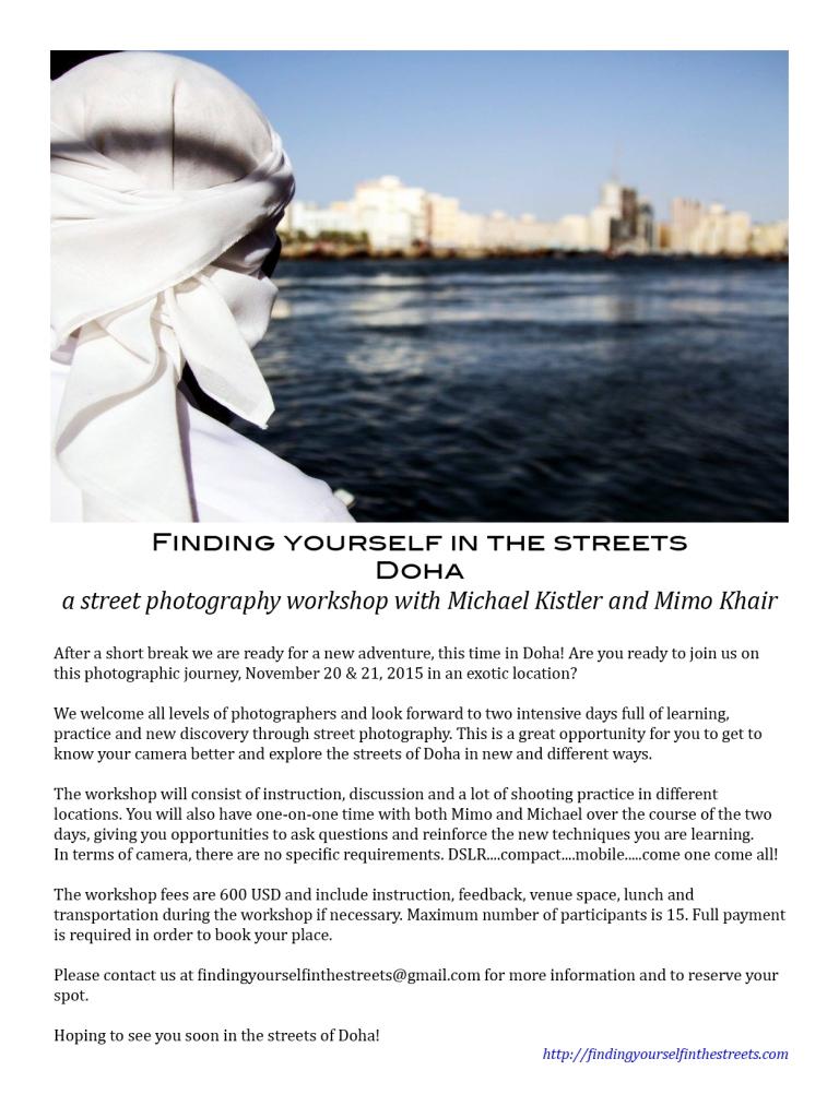 fyits workshop flyer Doha