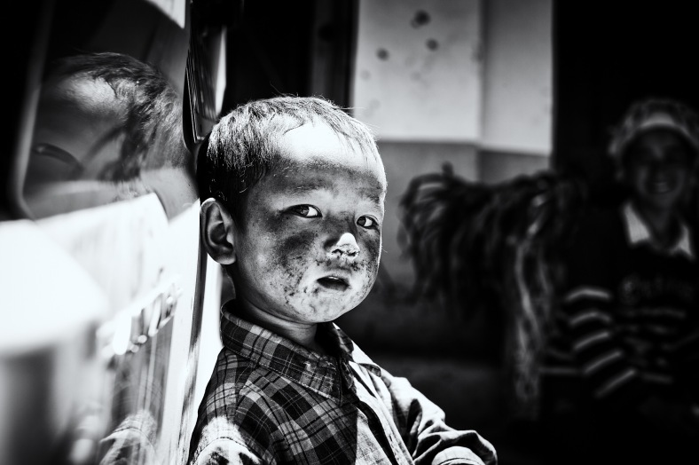 the looks that haunt~ Yunnan