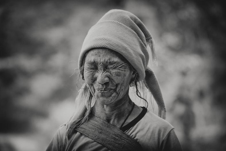 Hani woman~ Yunnan