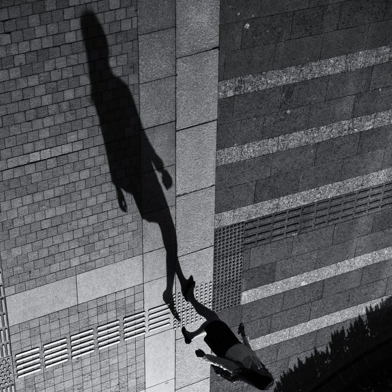 talk to the shadow~ Shanghai