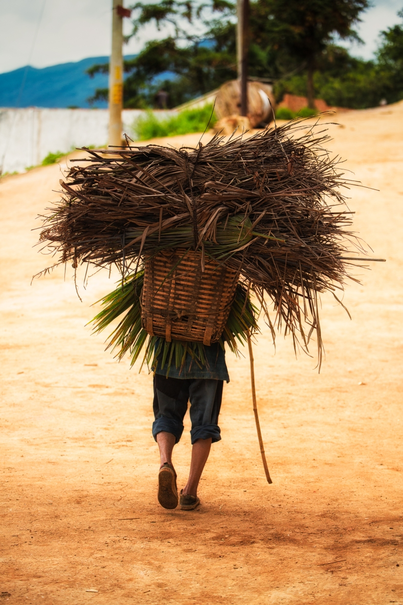 the loads we carry~ Yunnan