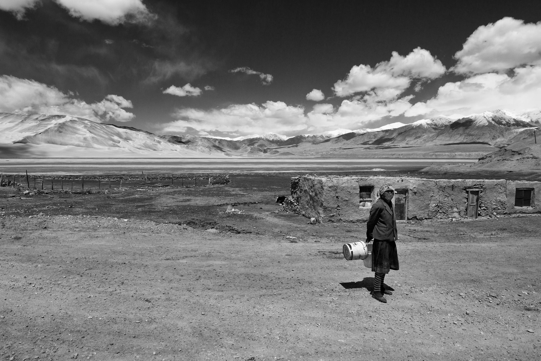 somewhere near the sky~ Karakol